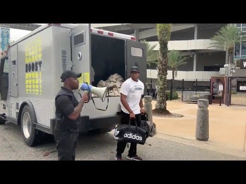 In The Zone - Jags Training Camp is the Most Fun Camp to Watch on Twitter