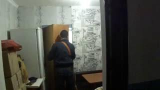 Как носить на ремнях мебель.Грузоперевозки Николаев, услуги грузчиков.(, 2016-07-04T07:00:37.000Z)