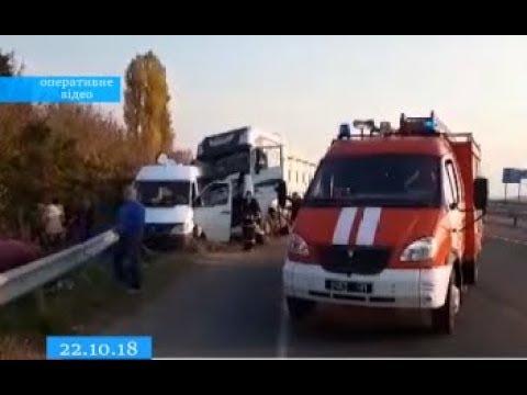 ТРК ВіККА: Внаслідок ДТП поблизу Жашкова загинула 13-річна дівчинка