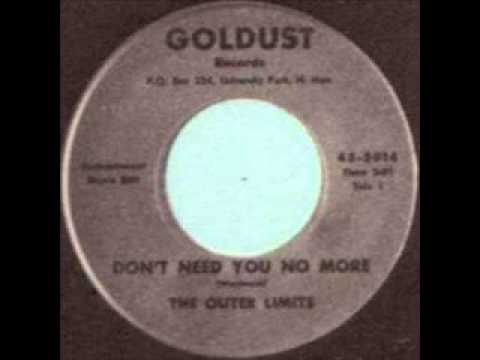 The Outer Limits - Don't Need You No More
