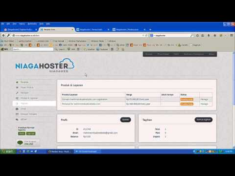 Video Tutorial Cara Beli Domain dan Hosting Terlengkap