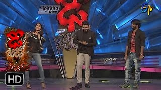 Funny Task | Dhee Jodi | 15th March 2017 | ETV Teluguk