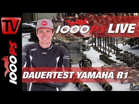 Durchgehalten? Yamaha YZF-R1 im 50.000 km - MOTORRAD-Dauertest