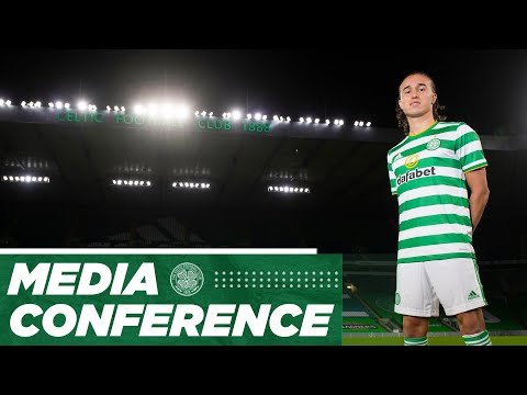 Media Conference: New signing Diego Laxalt (05/10/20)