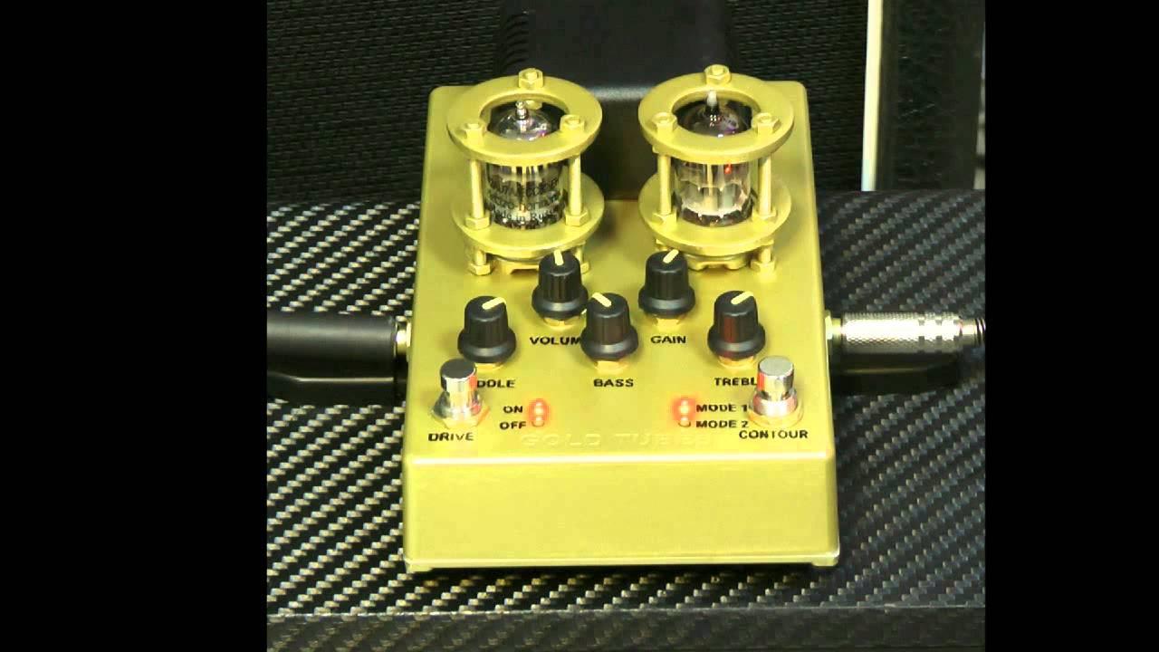 гитарная примочка схема