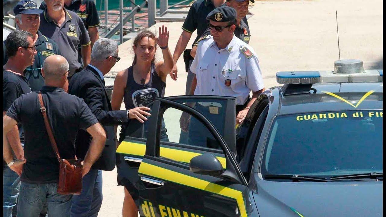 SEA WATCH 3: Für Kapitänin Carola Rackete wird es heute ernst