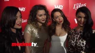 """The Lylas"" WE tv Original Series Premiere Party Jaime, Tiara, Tahiti and Presley"
