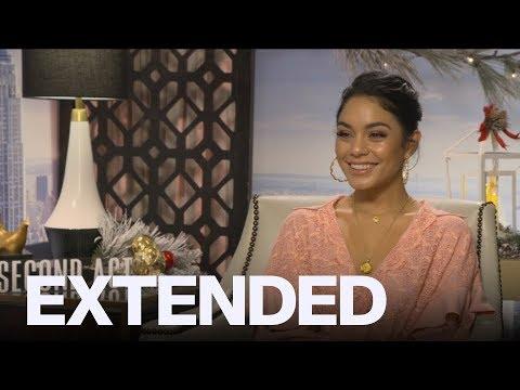 Vanessa Hudgens Talks 'Rent: Live!' | EXTENDED