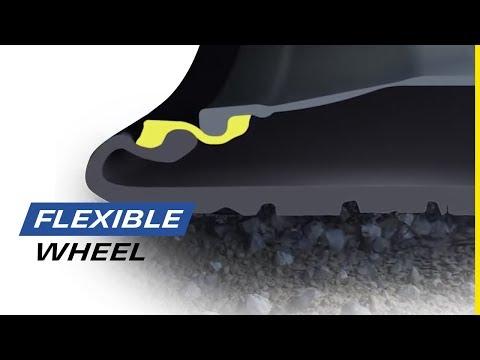Michelin Acorus, el neumático que protege a la llanta de golpes en la carretera