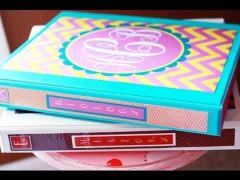 design a binder