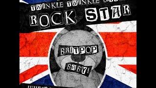 Common People (Pulp) Britpop Baby!  Cool Britannia Lullabies by Twinkle Twinkle Little Rock Star