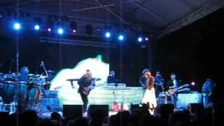 Thievery Corporation live in Athens - All that we perceive
