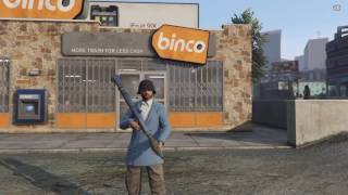 Grand Theft Auto 5 Team Fortress 2 Outfit's