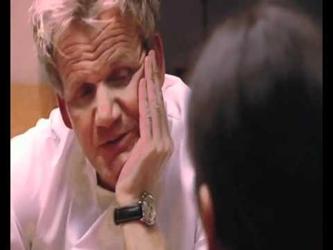 Gordon Ramsay Has A Heart To Heart With Son And Daughter At Sushi Ko