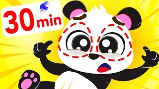 Where Are My Spots? Baby Ling Ling Panda Bear Lost! 101 Dalmatians by Little Angel