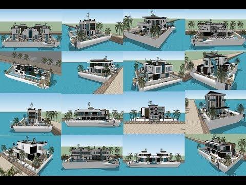 BOAT HOUSE AMSTERDAM METSTRADE SHOW 2018   YACHT RAI HOLLAND YACHTING GROUP 007 Yacht Houseboat Floa