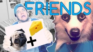 HOW TO MAKE FRIENDS IN THE FURRY FANDOM | BluTheDragon