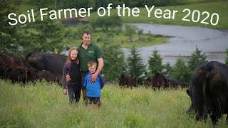 Alex Brewster's winning submission to the UK's Soil Farmer of the Year Award 2020