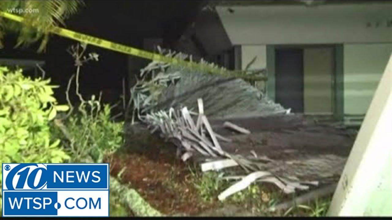 Confirmed Tornado Left Damage Across Orlando Neighborhood