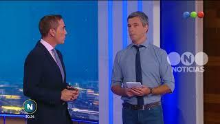 El nuevo escándalo de Centurión - Telefe Noticias