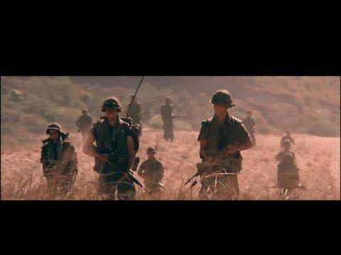 Vietcong ambush American troops     Vietnam War