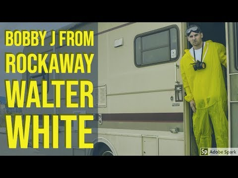 Bobby J From Rockaway - Walter White (Official Music Video) Prod. by Statik Selektah