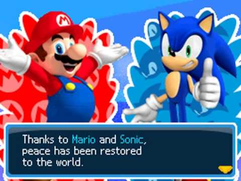 Story Mode (Mario and Sonic at the Olympic Winter Games ...