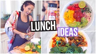 Lunch Ideas Healthy Vegan Easy
