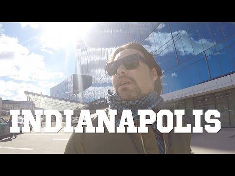 George Pop Ep 46 - Viaje a Indianapolis (Travel Vlog)