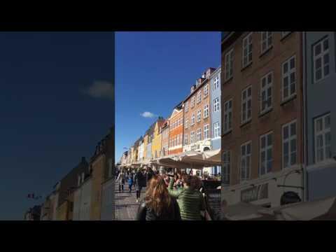 Copenhagen walk 2017
