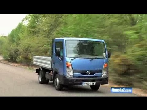 Nissan Cabstar Review & Buyers Guide