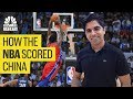 How the NBA is taking over China | CNBC Sports