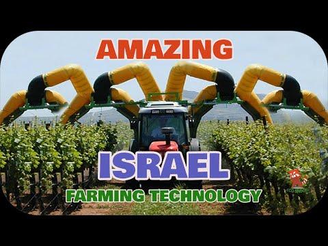 ISRAEL - Advanced farming technologies for the future