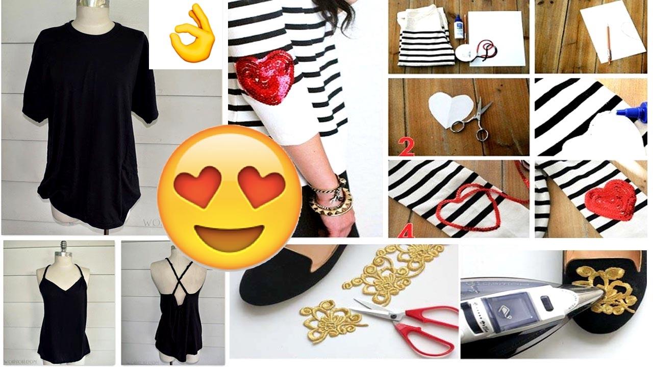 2413be9fe101d  ❤ ♛أكثر من 20 فكرة جديدة لإعادة استخدام الملابس القديمة ...بطريقة مبتكرة  مذهلة ❤ ♛ - YouTube