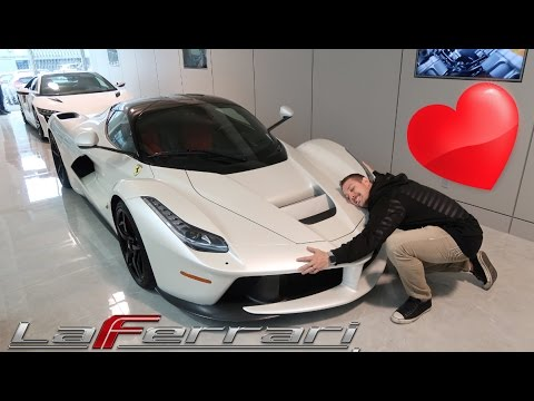 LaFerrari Got My Dream Supercar In My Hands!