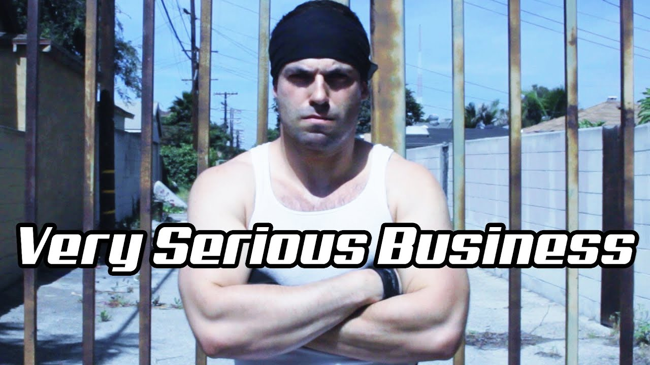 VERY SERIOUS BUSINESS - YouTube