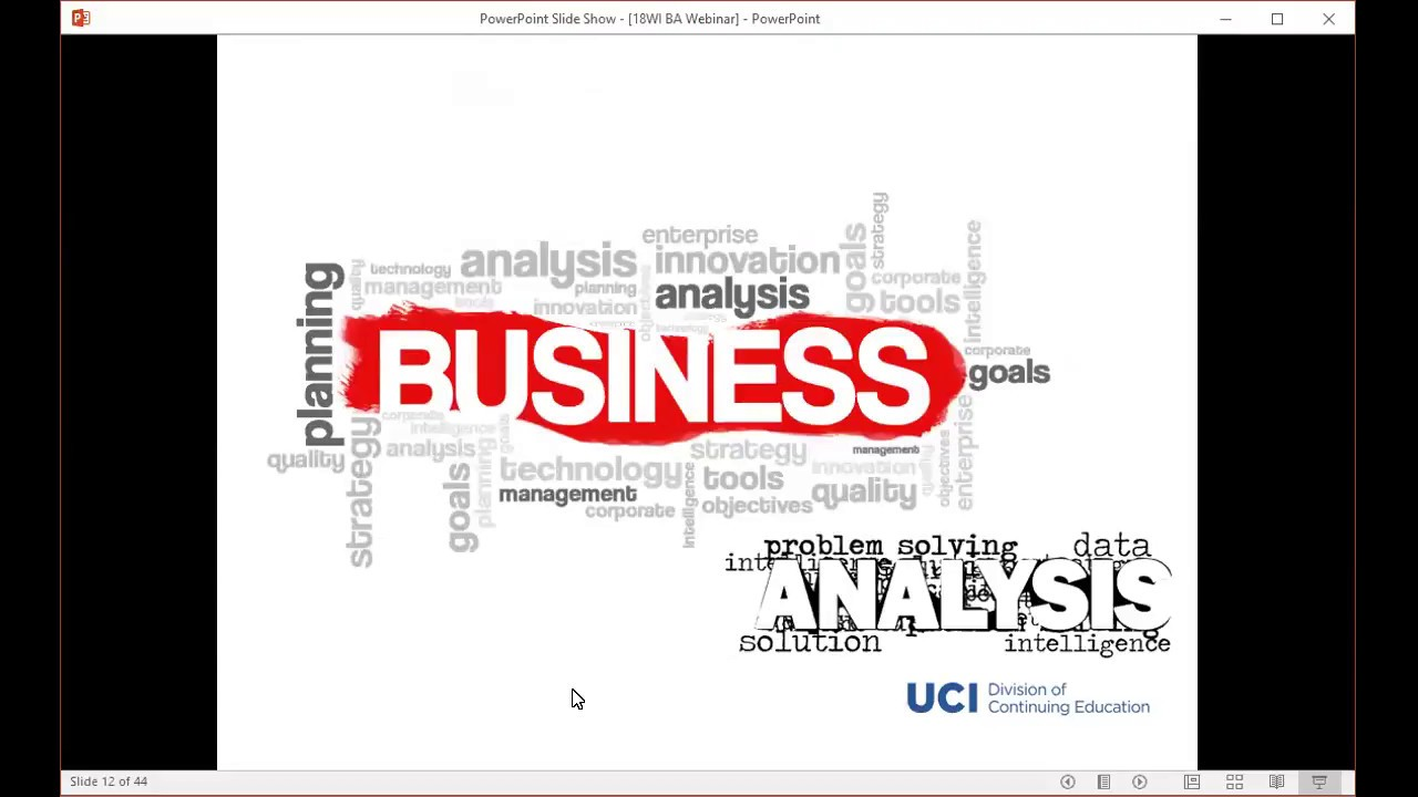 Business analysis certificate program information session 221 business analysis certificate program information session 2212018 1betcityfo Images
