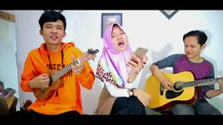 Maafkanlah Reza Re - Cover Ukulele Reni Beatbox Ft Faisal