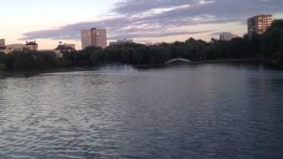 Катамаран Aqua Mania мечта в Парке Дружбы №2(, 2012-06-14T14:59:09.000Z)