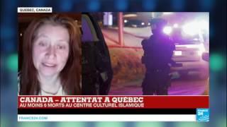 """Québec : """"Un discours ambiant qui semble assimiler les intégristes, les musulmans"""""""