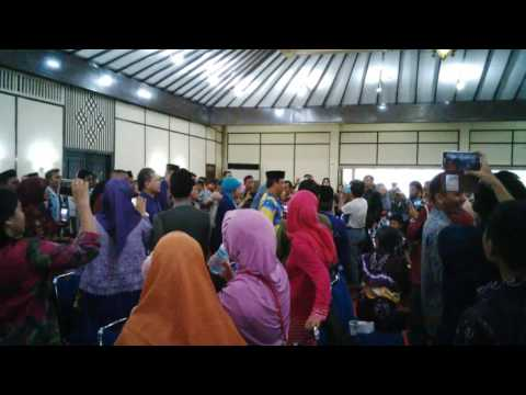 Halal Bi Halal Kerukunan Bubuhan Banjar 2016 at Senayan, Jakarta