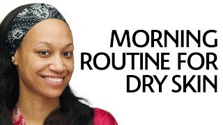 Get Ready With Me Morning Routine for Dry Skin | Sephora