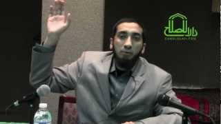 Nouman Ali Khan | Returning Home to Paradise: Reflections on Surah al-A'raaf