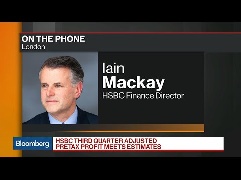 HSBC's Mackay Says Asia Is Hugely Important