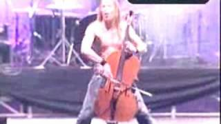 Apocalyptica - Enter SandMan [Pepsi Music 2005] [HQ]