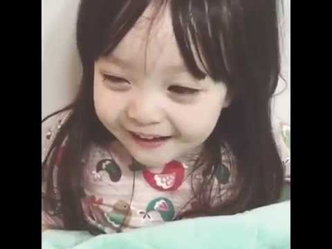 Cute korean baby talking with aegyo youtube cute korean baby talking with aegyo voltagebd Image collections