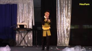 Sacramento Hmong New Year 2016 - 2017 : Singing Competition Final Round - Por Vwj