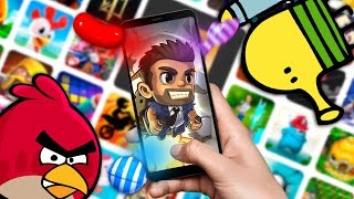 Comment se TERMINENT ces JEUX MOBILES ? (Subway Surfers, Flappy Bird...)