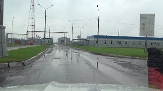Petuchowo Петухово Border Kazakhstan M51 R254 Russia Россия Республика Казахстан 19.7.2016 #537