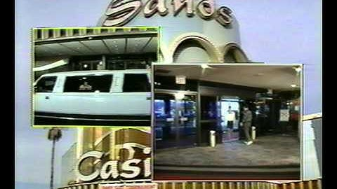 SANDS At A Glance - Intro (1991 Sands Hotel and Casino promotional video)